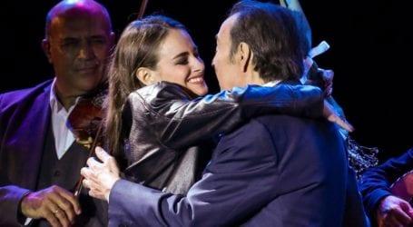 Η Μαρία Βοσκοπούλου αποχαιρετά τον πατέρα της: «Σε αγαπώ πολύ»