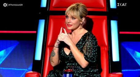H Ελεωνόρα Ζουγανέλη αποχωρεί από το «The Voice» – Ποιος θα είναι ο αντικαταστάτης της