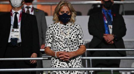 Η εμφάνιση της Jill Biden στους Ολυμπιακούς αγώνες του Τόκιο κάτι μας θυμίζει