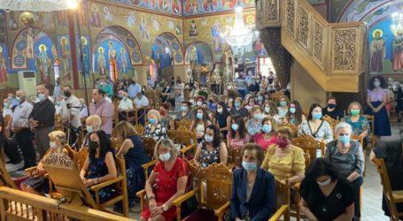 Τα Φάρσαλα γιόρτασαν την Πολιούχο τους Αγία Παρασκευή