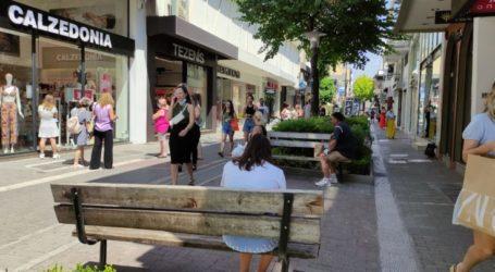 Εμπορικός Σύλλογος Λάρισας: Εκτός ο κλάδος του εμπορίου από την μείωση των ενοικίων τον Ιούλιο – Έξω και η εστίαση