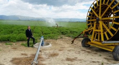 Περιφέρεια Θεσσαλίας: Κατασκευάζει 14 χλμ υπόγειο δίκτυο άρδευσης στον ΤΟΕΒ Ραψάνης
