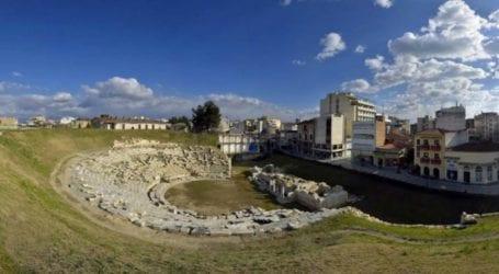 Ιστορική στιγμή: Γκρεμίζεται το πρώτο κτίριο απέναντι από το Αρχαίο Θέατρο Λάρισας – Εγκρίθηκε από το Δ.Σ. η αποζημίωση 260.000 ευρώ