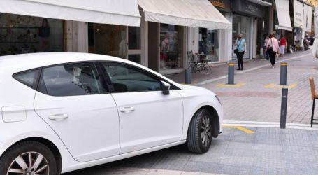 Λάρισα: Την Κυριακή ανεβαίνουν οι μπάρες ελεγχόμενης πρόσβασης οχημάτων στο Φρούριο