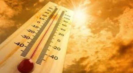 Περιφέρεια Θεσσαλίας – Διεύθυνση Πολιτικής Προστασίας: Έκτακτο Δελτίο Επικίνδυνων Καιρικών Φαινομένων για καύσωνα