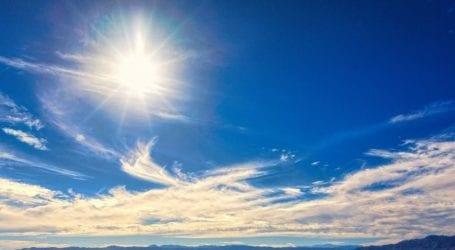 Πόσο θα φτάσει το θερμόμετρο στη Μαγνησία το Σαββατοκύριακο ;
