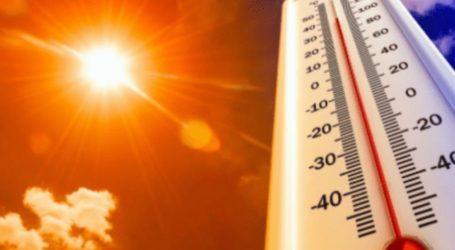 Έρχονται 40άρια στον Βόλο – Πως θα κινηθεί ο καύσωνας τις επόμενες ημέρες
