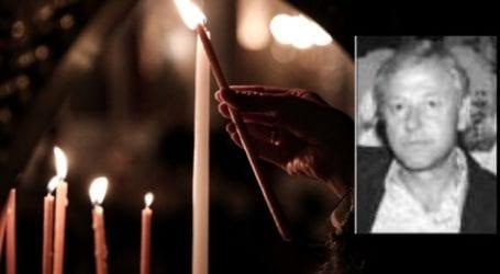 «Έφυγε» από τη ζωή 69χρονος Λαρισαίος