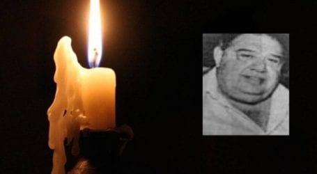 «Έφυγε» από τη ζωή 65χρονος Λαρισαίος