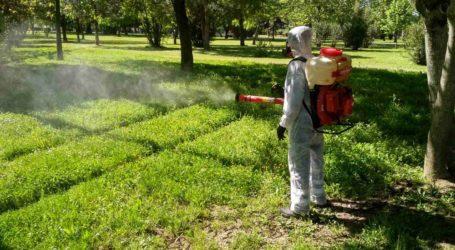 Ψεκασμοί για την καταπολέμηση των κουνουπιών αύριο στυς Δήμους Βόλου και Ρήγα Φεραίου