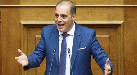Κυρ. Βελόπουλος: «Αντιπλημμυρικό έργο στον Αγνώντα της Σκοπέλου»