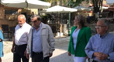 Λιακούλη: «Το δυναμικό Λιβάδι Ελασσόνας, ξεχάστηκε από την Κυβέρνηση!»