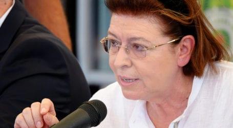 Στη Λάρισα η υπουργός Πολιτισμού, Λίνα Μενδώνη – Θα επισκεφθεί τα σεισμόπληκτα μνημεία