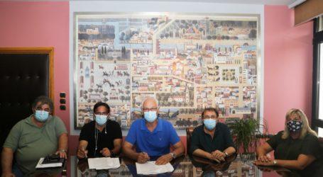 Λάρισα: Αναδεικνύεται παραπήνειο μονοπάτι στην Τερψιθέα (φωτο)