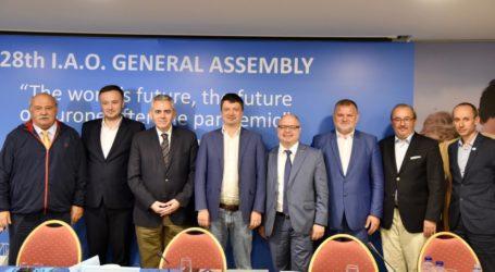 Χαρακόπουλος: Αναβαθμισμένο το διεθνές κύρος της Δ.Σ.Ο