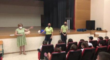 Μαθήματα Πρώτων Βοηθειών στην Κατασκήνωση στην Πόλη του Δήμου Λαρισαίων