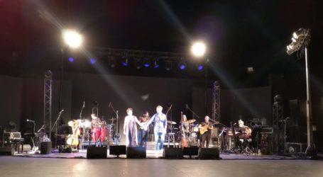 Στη Λάρισα η «πρεμιέρα» για το δίδυμο Πρωτοψάλτη-Χατζηγιάννη – Στο «φουλ» το Κηποθέατρο Αλκαζάρ (βίντεο και φωτό)