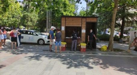 Που θα γίνουν δωρεάν rapid tests σήμερα Πέμπτη σε Λάρισα και Θεσσαλία
