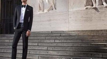 Γκιλομανάκης Θωμάς: Ντύνει τους πιο όμορφους γαμπρούς!