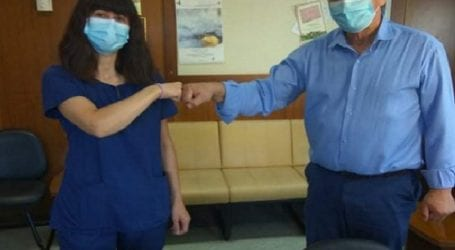 Βόλος: Η Άσπασία Παπαηλία Επιμελήτρια Β' Χειρουργικής στη ΜΕΘ του «Αχιλλοπούλειου»