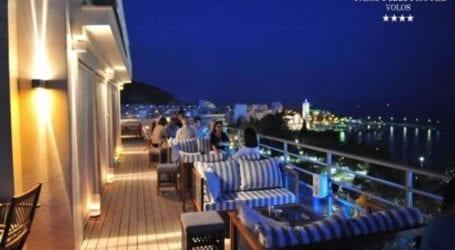 Park hotel, Roof garden: Υπέροχα βράδια στο ομορφότερο σημείο της πόλης