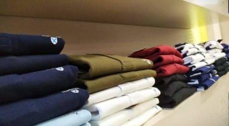 ΓΚΙΛΟΜΑΝΑΚΗΣ ΘΩΜΑΣ: Επιλέγει τα καλύτερα brand names σε polo μπλουζάκια και t-shirts