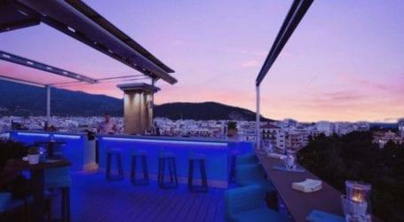 Μαγευτικές βραδιές με καλό κρασί και κρύα πιάτα στο Roof Garden του Park Hotel!