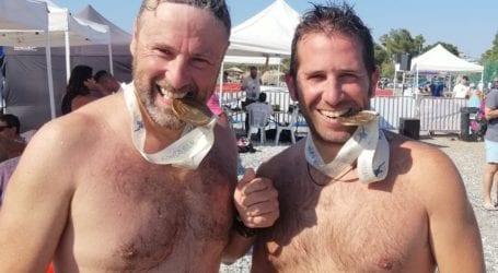 Eπιτυχίες Βολιωτών σε αγώνες κολύμβησης