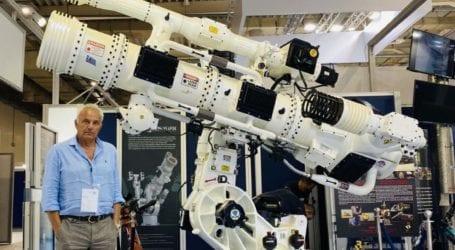 Όπλο λέιζερ υψηλής ενεργείας παρουσιάζει η Λαρισινή εταιρεία Soukos Robots στην DEFEA 2021