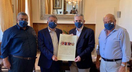 Χαρακόπουλος σε Αρναουτάκη: Ψήφος εμπιστοσύνης στην Κρήτη η Γενική Συνέλευση της ΔΣΟ
