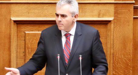 Χαρακόπουλος προς Λιβανό: «Τι θα πράξετε για το νέο κρούσμα νοθευμένης φέτας στο εξωτερικό;»