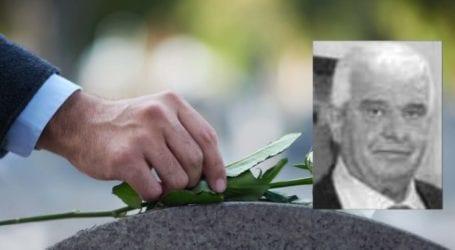Λάρισα: Σήμερα το τελευταίο αντίο στον Κωνσταντίνο Ζέικο που έχασε τη ζωή του στο φοβερό τροχαίο στο Ψυχικό