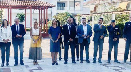 Ζ. Μακρή: Εκπρόσωπος της Κυβέρνησης στις εορταστικές εκδηλώσεις για την απελευθέρωση της πόλης του Αλμυρού