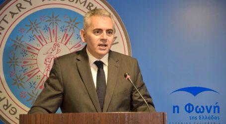Χαρακόπουλος: Συντονισμός για την αντιμετώπιση του ισλαμικού φονταμενταλισμού