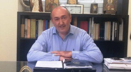 """Χρ. Στρατηγόπουλος: Κινδυνεύει να """"χάσει το τρένο"""" των ΣΔΙΤ το δικαστικό μέγαρο Βόλου"""