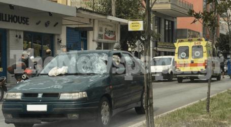 ΤΩΡΑ: Σοβαρό τροχαίο ατύχημα στον Βόλο – ΙΧ παρέσυρε ηλικιωμένο στην Αναλήψεως [εικόνες]