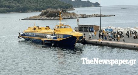 Σκιάθος: Απόβαση τουριστών στο νησί -Σε εξέλιξη το κύμα των διακοπών