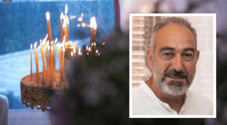 «Έσβησε» 59χρονος Βολιώτης