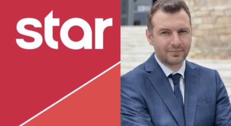 Στο STAR ο Δημήτρης Μαρέδης – Η επίσημη ανακοίνωση του καναλιού