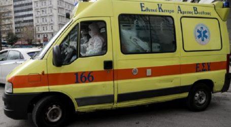 Βόλος: Τραυματισμός νεαρής γυναίκας στο κέντρο της πόλης