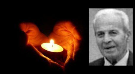 Λάρισα: Έφυγε από τη ζωή ο Θεόδωρος Λιακούλης