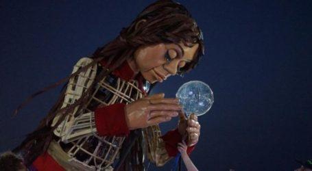 «Μη μας ξεχνάτε» – Η «μικρή Αμάλ» ταξιδεύει στα Ιωάννινα
