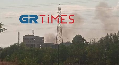 Φωτιά στις φυλακές Διαβατών – Ανησυχία στη Θεσσαλονίκη