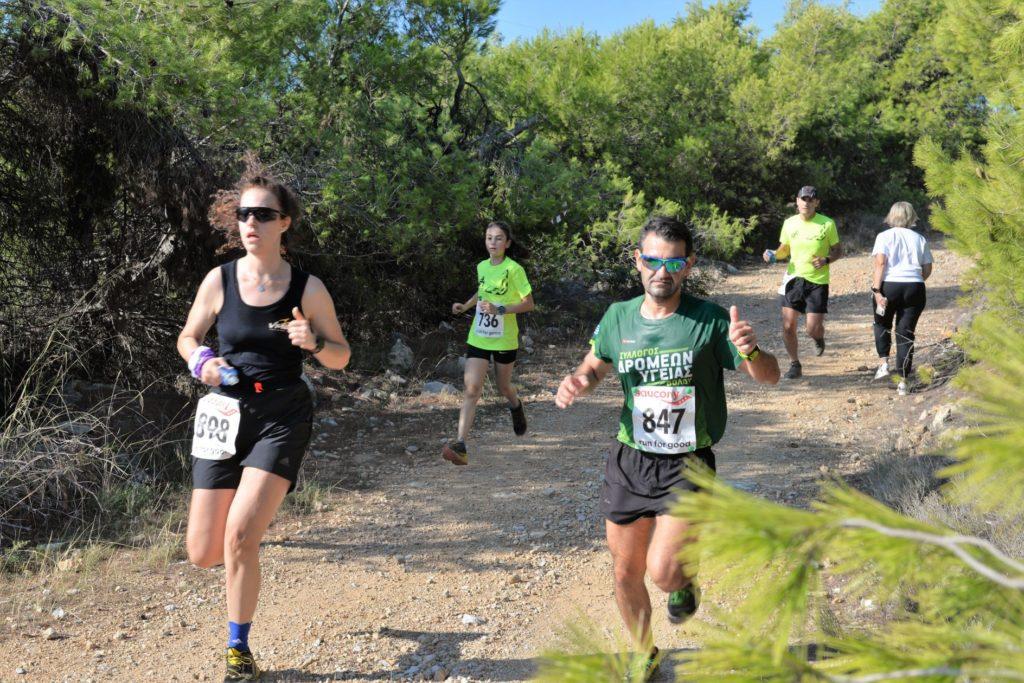 1ο Γορίτσα Trail Run 2020
