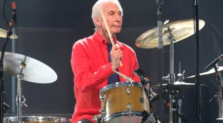 Charlie Watts: Έφυγε από τη ζωή ο ντράμερ των Rolling Stones