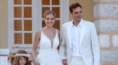 Δανάη Μιχαλάκη – Γιώργος Παπαγεωργίου: Φωτογραφίες από το γαμήλιο ταξίδι τους στην Ιταλία