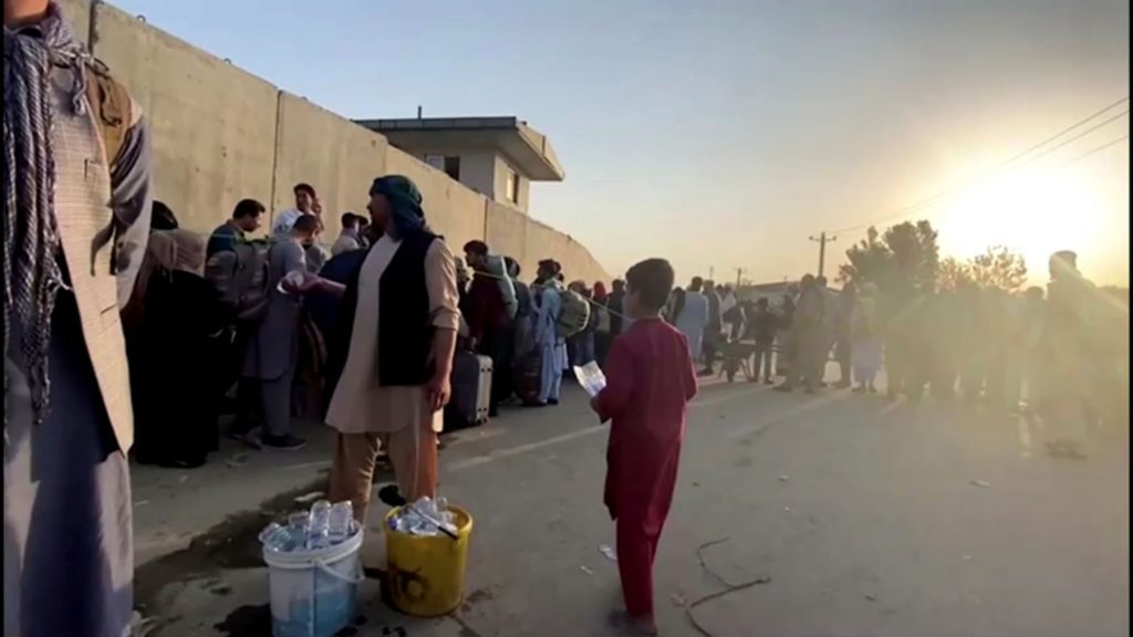 2021 08 22T134737Z 1160507909 RC2DAP99VTWG RTRMADP 5 AFGHANISTAN CONFLICT KABUL AIRPORT