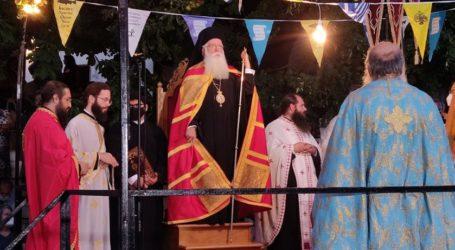 Δημητριάδος Ιγνάτιος: «Όσο θα τιμούμε τους Αγίους μας, η ελπίδα θα παραμένει ζωντανή!» – Τιμήθηκε στο Πήλιο η μνήμη του Νεομάρτυρος Αποστόλου του Νέου