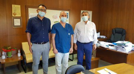 Διορισμός Ειδικευμένου Ιατρού Νευροχειρουργικής στο Νοσοκομείο Βόλου
