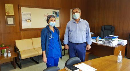 Νοσοκομείο Βόλου: Επιμελήτρια Α' Αναισθησιολογίας η Γαρυφαλλιά Πούλου